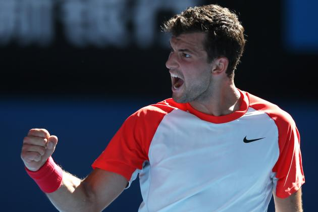 How Grigor Dimitrov Is Developing into the Next Tennis Superstar