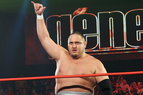 Samoa Joe's Title Shot Came at the Right Time for TNA