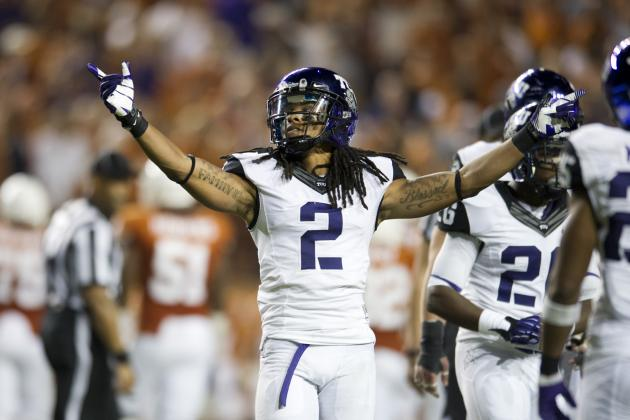 Jason Verrett NFL Draft 2014: Highlights, Scouting Report for Chargers CB