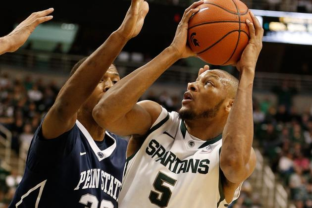 Michigan State Basketball: Adreian Payne's Presence Is Critical for Spartans
