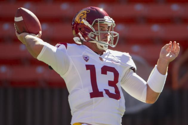 Texas Football: Why Adding USC Transfer Max Wittek Makes Sense for Texas