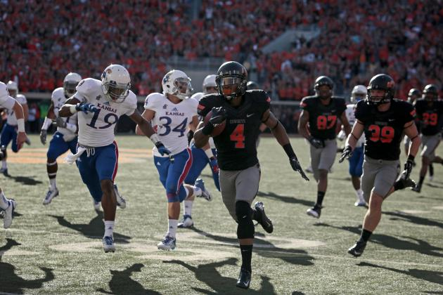 Justin Gilbert Scouting Report: NFL Outlook for Oklahoma State CB