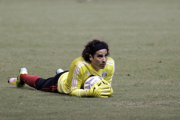 Guillermo Ochoa Called Up by Mexico for Match vs. Nigeria