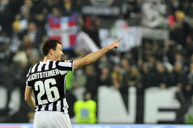 Juventus Defender Stephan Lichtsteiner: Unheralded but Vital