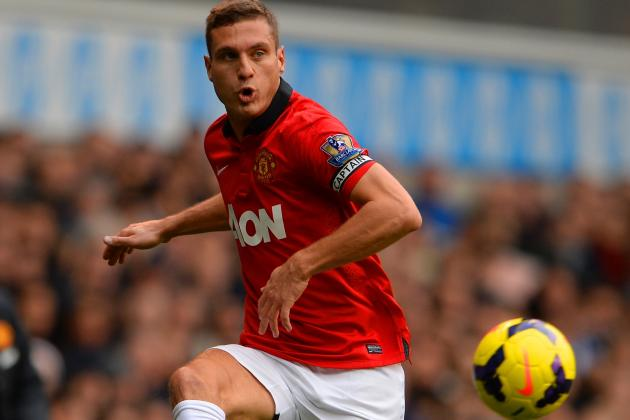 Nemanja Vidic's Departure Is the End of Another Era at Manchester United