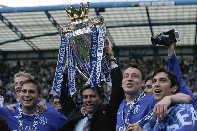 Jose Mourinho and the Future of Chelsea's 'Old Guard'