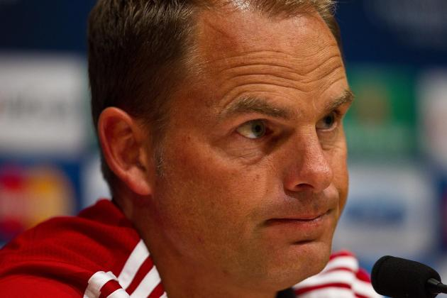 Eredivisie: Will De Boer Quit Ajax for Tottenham ThIs Summer?