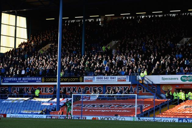 Football League Makes Move to Bring Back Standing at All-Seater Stadiums