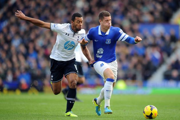 How Everton Will Line Up Against Tottenham Hotspur