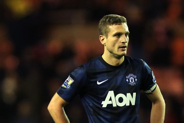 Manchester Airport Tweets List of Destinations for United Star Nemanja Vidic