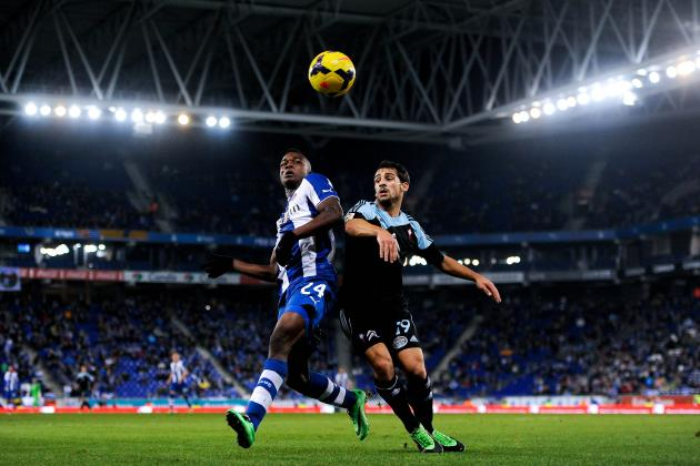 Scouting Report: Can Espanyol's Jhon Cordoba Be the Colombian Didier Drogba?