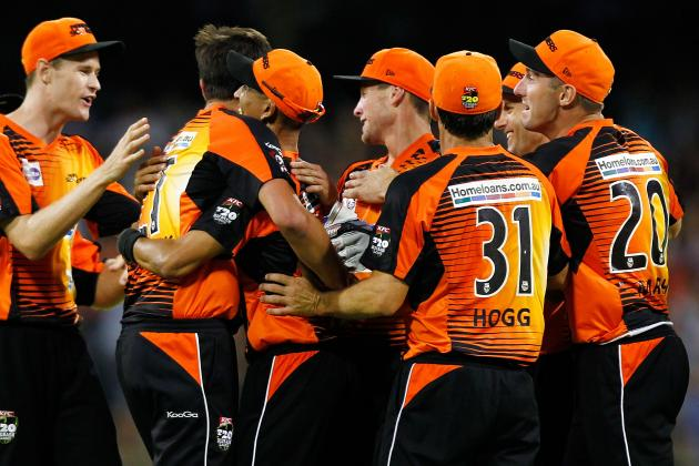 Perth Scorchers vs. Hobart Hurricanes: BBL Final Report, Scorecard, Highlights