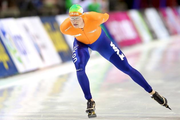 Sven Kramer: Profile of Dutch Speedskating Olympian for Sochi 2014