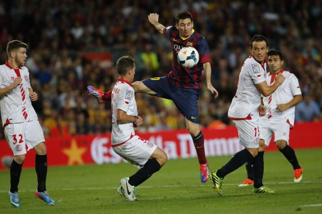 Sevilla FC vs. Barcelona: Date, Time, Live Stream, TV Info and Preview