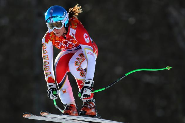 Larisa Yurkiw, Alpine Skier, Injured in Training Run
