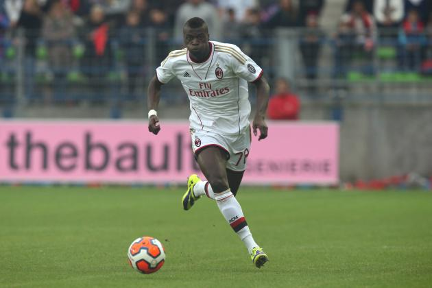 Mbaye Niang Arrested for Lying to Police Following Car Accident