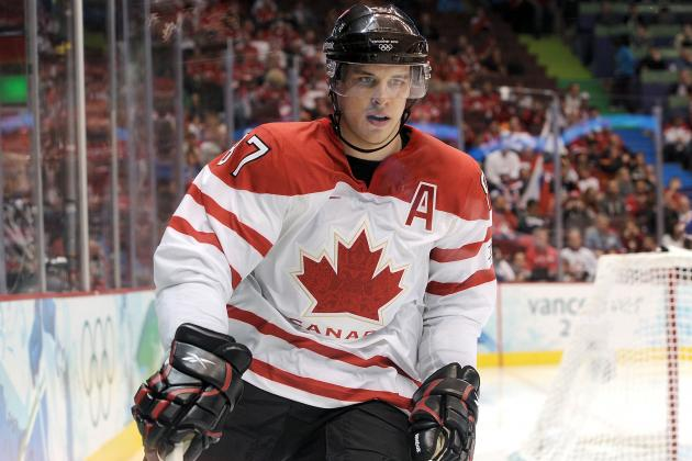 Canadian Olympic Hockey Team 2014: Schedule and Full Team Outlook