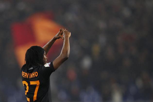 Gervinho Lashes Out at Former Manager Arsene Wenger, Arsenal