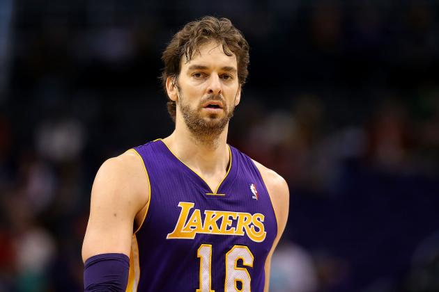 Lakers Rumors: Latest on Pau Gasol, Lance Stephenson and More Buzz
