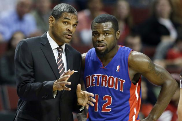 Detroit Pistons Have Yet Another Player-Coach Feud Brewing