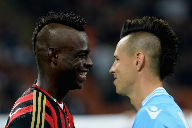 Napoli vs. AC Milan: Date, Time, Live Stream, TV Info and Preview