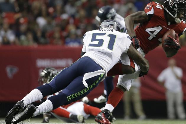 Why Seattle's Bruce Irvin Should Be on the Falcons' Radar