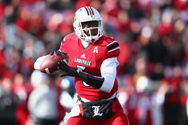 Mel Kiper: Teddy Bridgewater Could Succeed If Drafted by Cleveland Browns