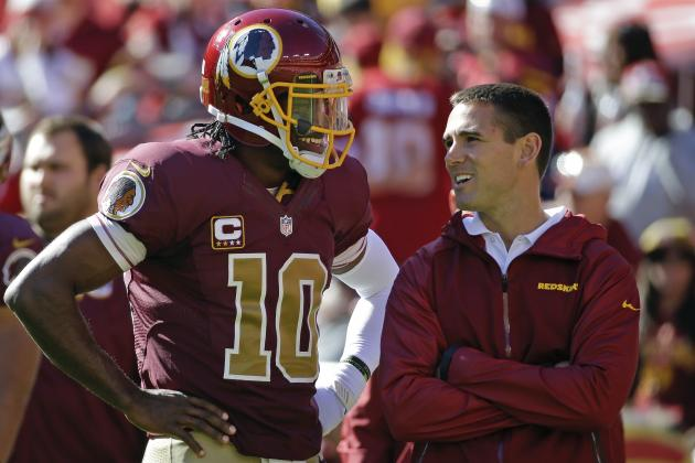 Browns Offensive Coordinator Kyle Shanahan Says Adversity...