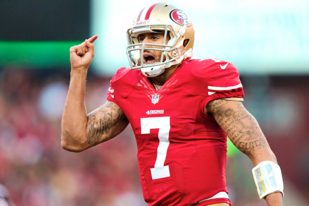Colin Kaepernick Has Not Shown Enough to Warrant Top Quarterback Money