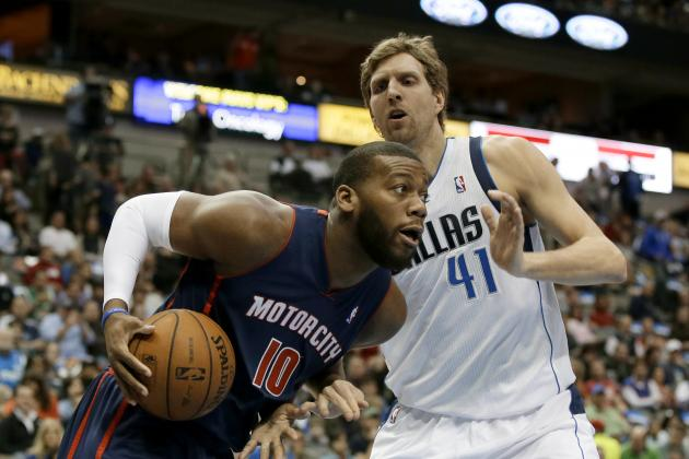 The Tricky Case of Dealing Detroit Pistons' Greg Monroe