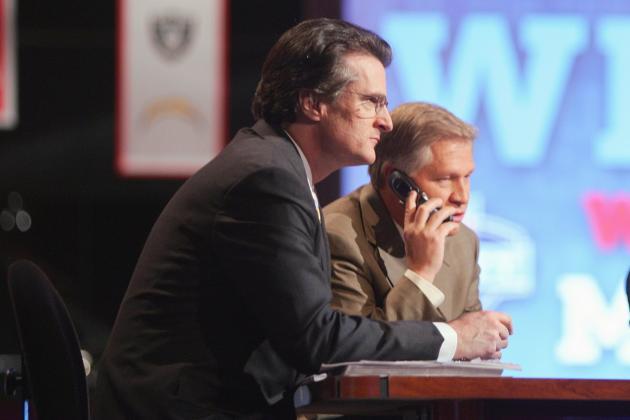 Kiper/McShay Mock Draft Reax: Giants