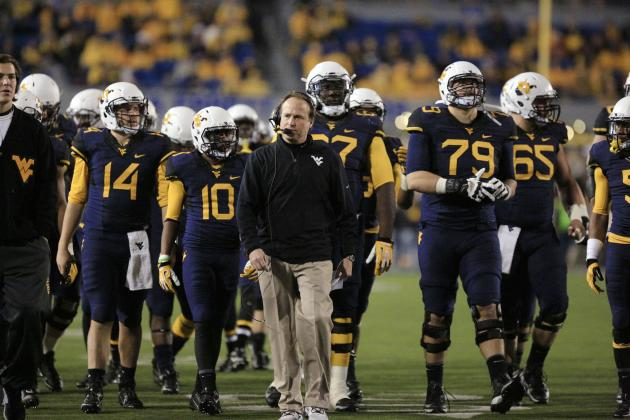 Keith Patterson's Departure Spells Serious Trouble for Dana Holgorsen, WVU