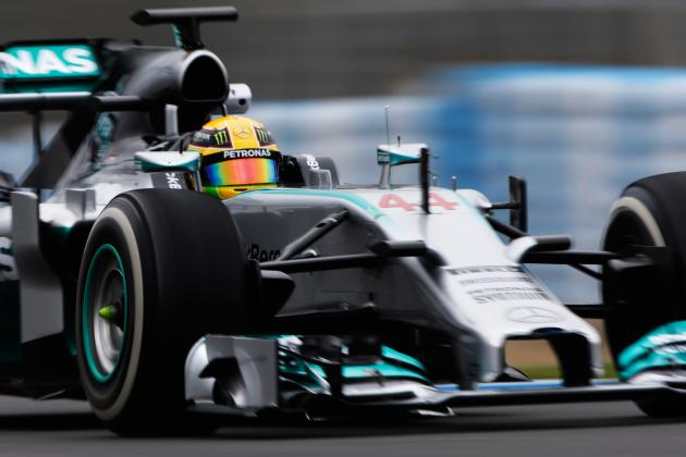 Breaking Down Mercedes' Performance at 2014 Jerez Preseason Test