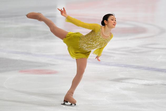Pressure Won't Derail Yuna Kim's Quest for a 2nd Gold in Sochi