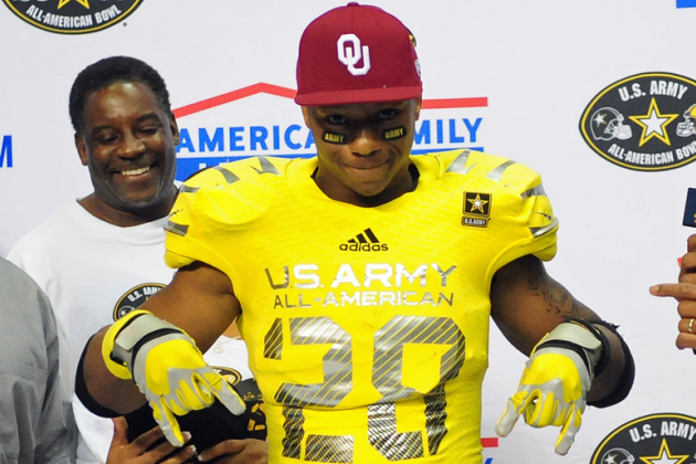 Oklahoma Football: Freshman Year Predictions for Sooners' RB Joe Mixon
