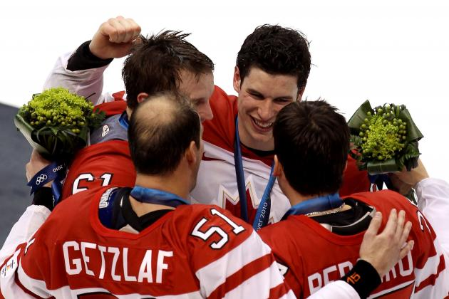Canadian Olympic Hockey Team 2014: Projecting Ideal Line Combos