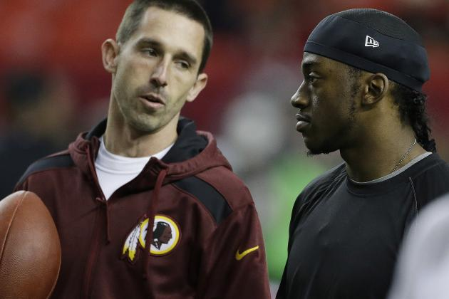 Kyle Shanahan on Tough 2013: It Will Make Me and RGIII Better in Long Run
