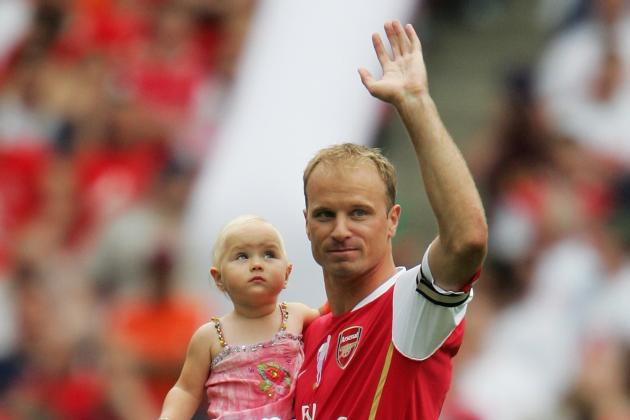Arsenal Set Date for Dennis Bergkamp Statue Unveiling