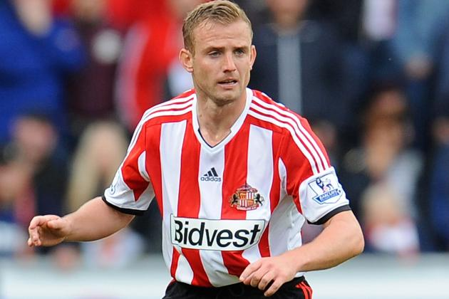 Cattermole Back for Sunderland as Steve Bruce Returns to Stadium of Light