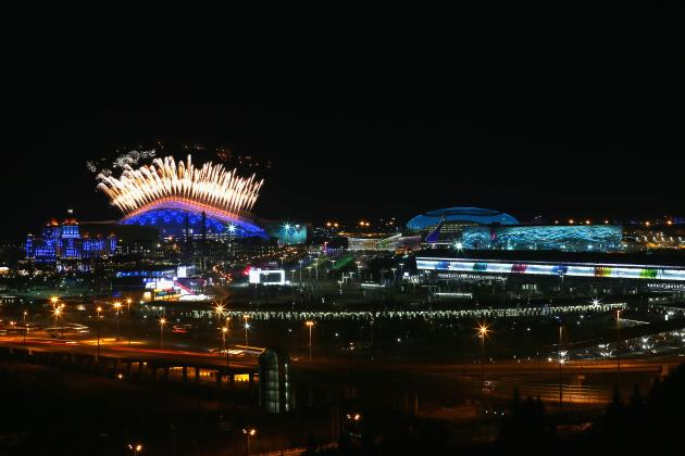 Olympic Opening Ceremonies 2014: Top Moments, Celebrities and More from Sochi