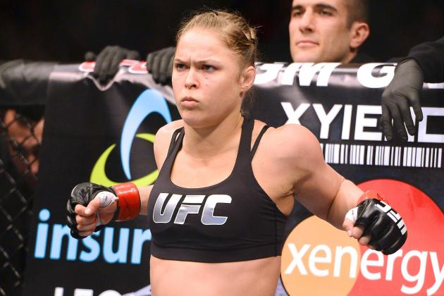 Ronda Rousey Tapped for Two Upcoming Warner Bros. Projects
