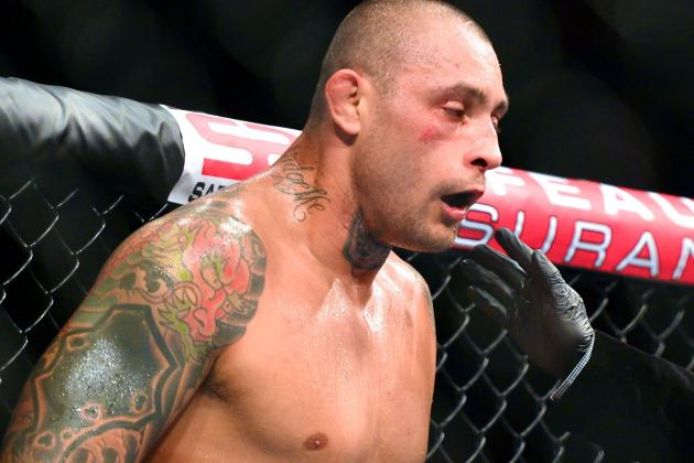 UFC Fighter Thiago Silva Arrested, Jailed After Armed Standoff with Police