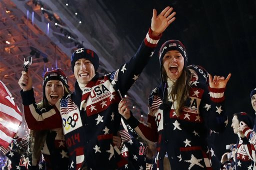 2014 Winter Olympics: Highlights of Opening Ceremonies in Sochi