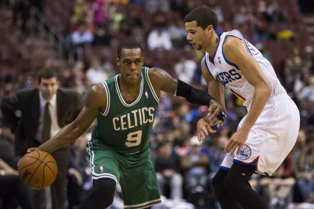 Rajon Rondo Should Be Centerpiece of Boston Celtics' Future