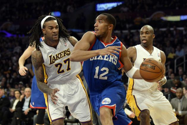 Los Angeles Lakers vs. Philadelphia 76ers: Live Score and Analysis