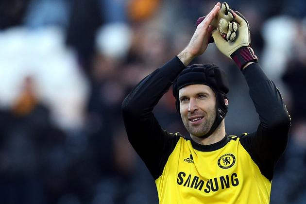 Petr Cech: 'Records Are Good, but I'm More Concerned About the Team'
