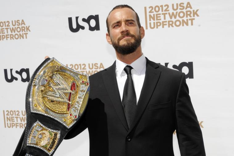 Green Power Ranger Wants to Take on CM Punk in MMA Fight