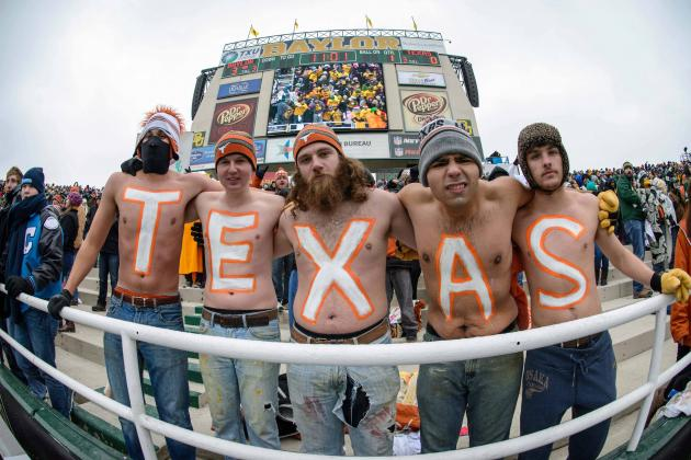 Texas Remains a Top-5 School in Attendance in Nation for Fifth Straight Year