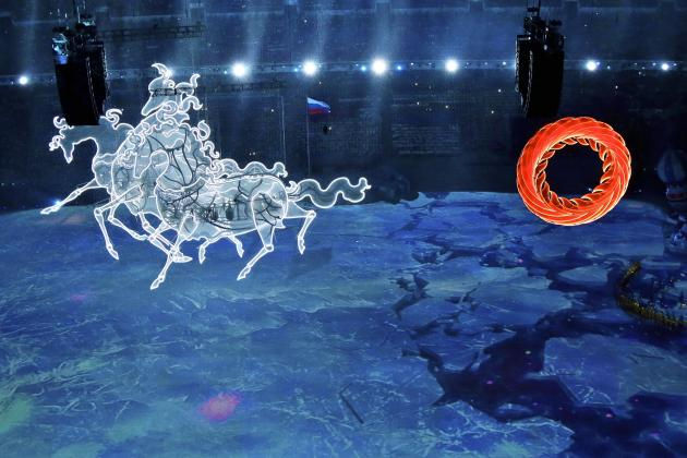 Olympic Opening Ceremony 2014: Live Reaction, Highlights and Recap from Sochi