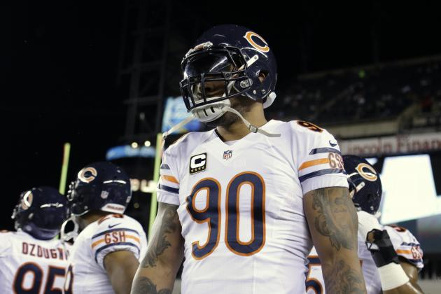 What Is the Future of Julius Peppers with the Chicago Bears?
